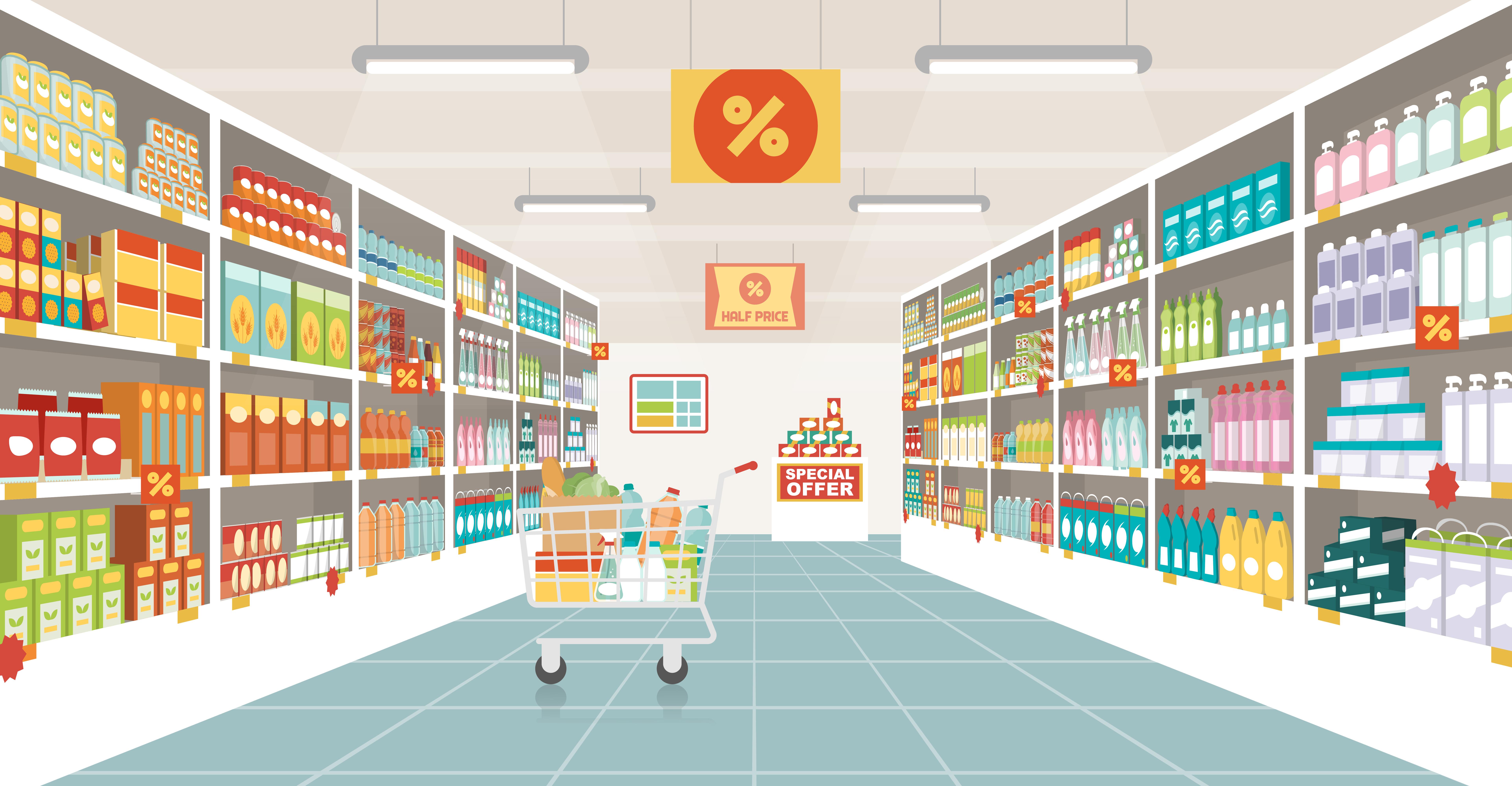 smart retail e-commerce