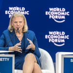 Ginni Rometty, IBM, a Davos: serve una (big) data responsibility