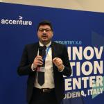 Torresani, Accenture: Non c'è niente di più legato al fattore umano dell'Industry X.0