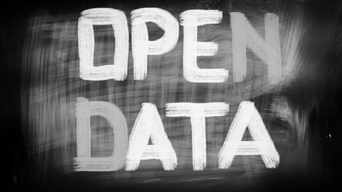open data blockchain