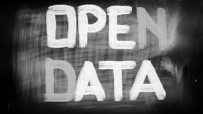 open data blockchain