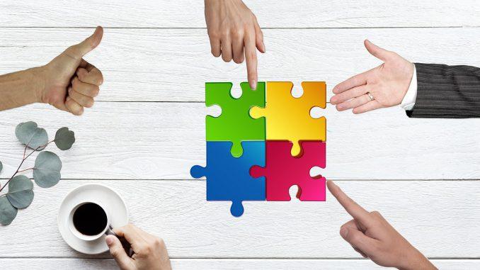 collaboration modern workplace