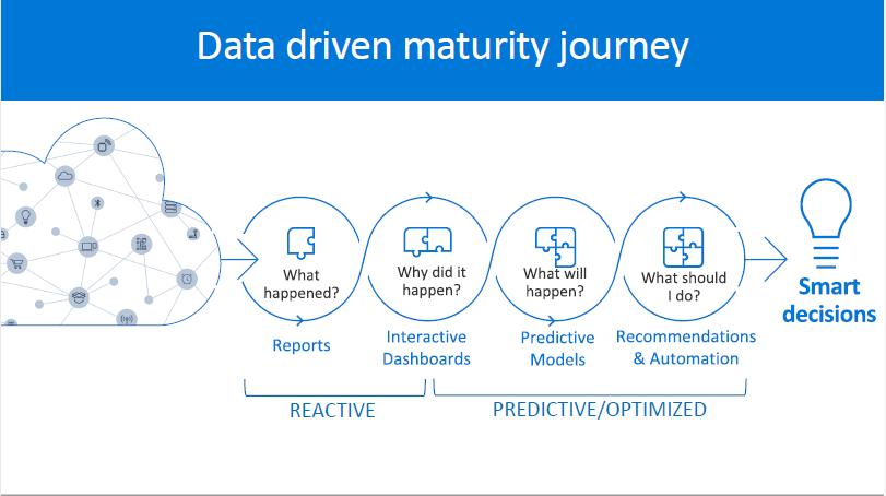 Modello di maturità data-driven, Gartner