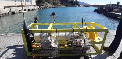 Laboratorio sottomarino Liguria