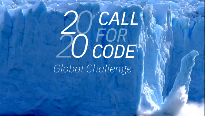 Call for Code 2020 IBM