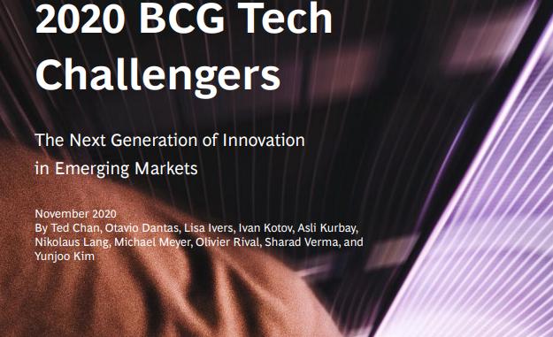 BCG Tech Challengers