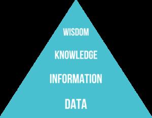 piramide DIKW - data monetization